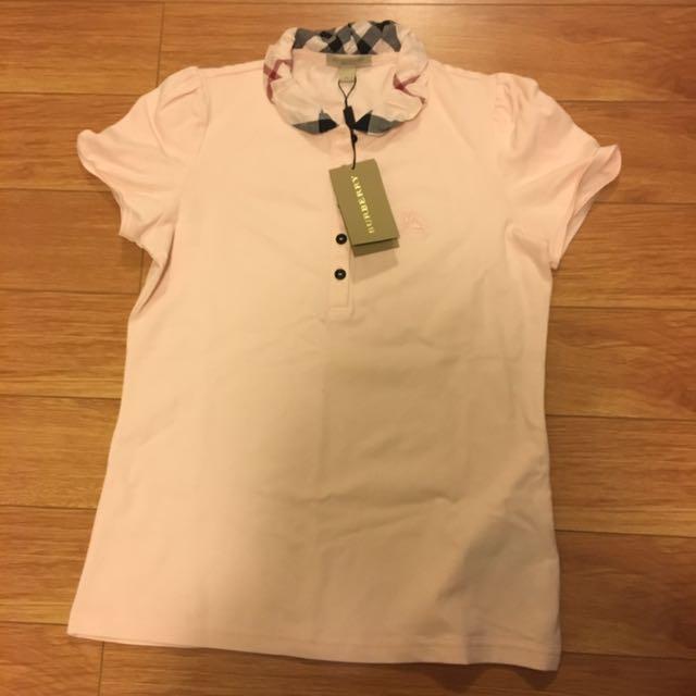 Burberrry Polo Shirt