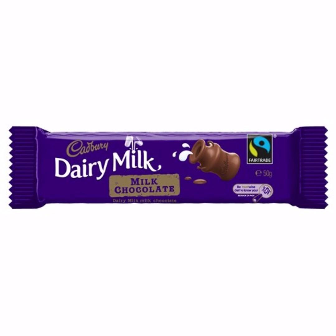 【紐西蘭代購】Cadbury 牛奶巧克力條