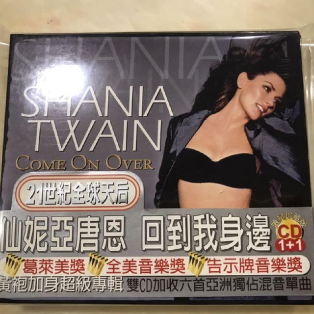 CD1+1精裝版 仙妃亞唐恩 SHANIA TWAIN/回到我身邊 Come On Over