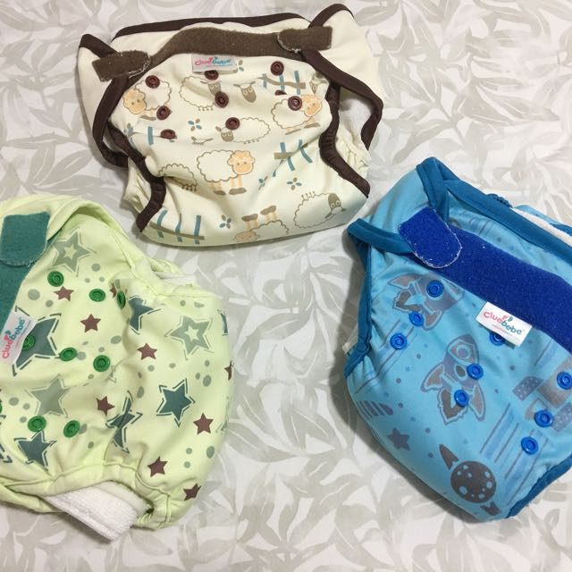 Clue Bebe Cloth Diaper