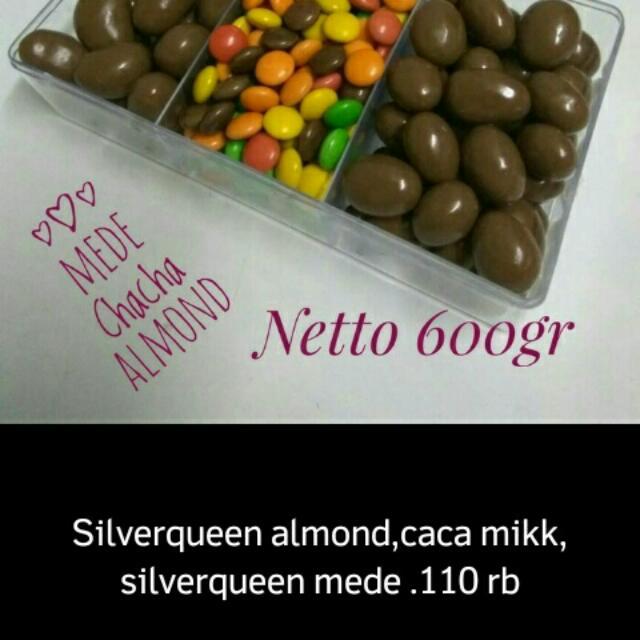 Coklat Kacang.