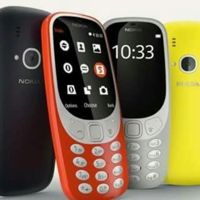 Copy Of Nokia 3310
