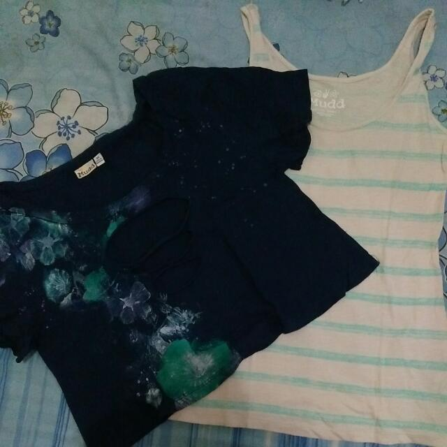 Croptop Preloved 😍
