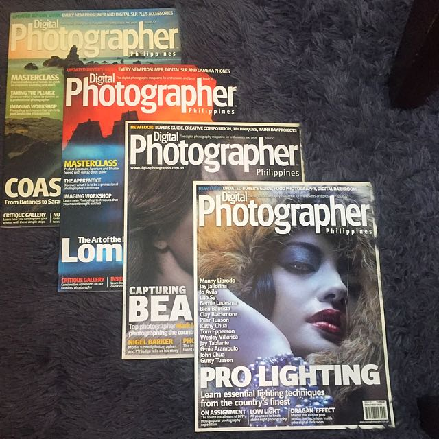 Digital Photographer Philippines Magazine