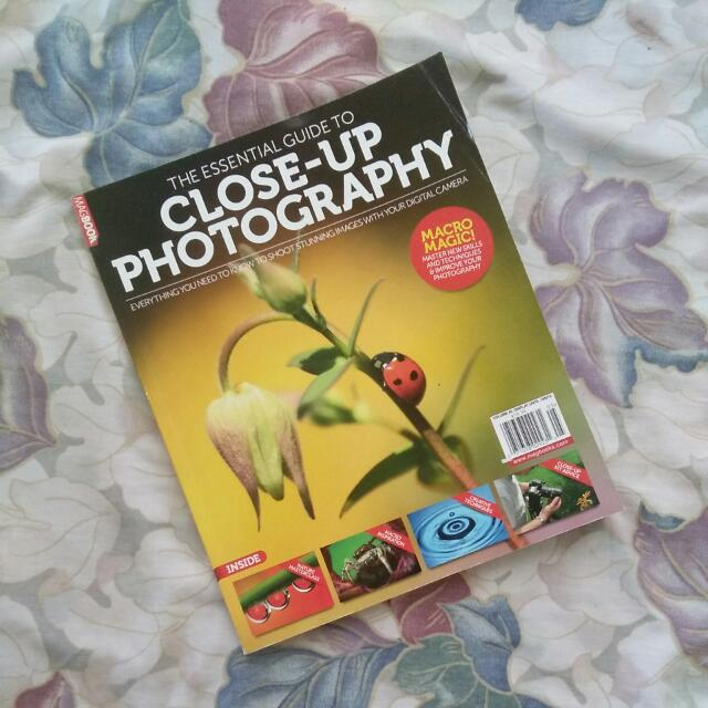 Essential Guide To Close-up Photography