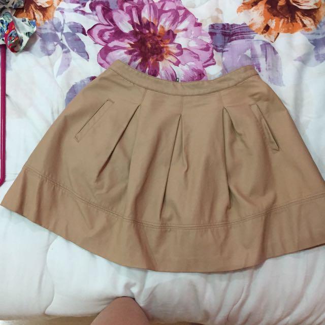 Forever21 Leather Skirt