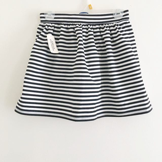 Forever 21 Stripe Skirt