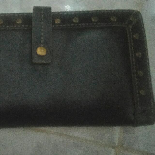Fossil Cheque Book Wallet