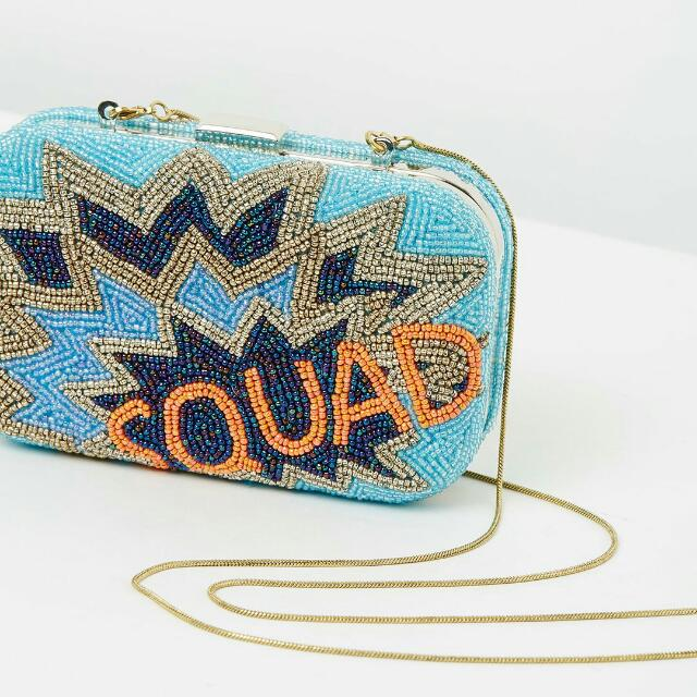 From St Xavier SQUAD Clutch RRP $144