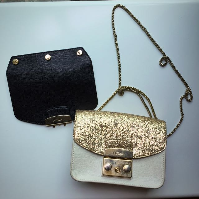 Furla Handbag - Two Covers