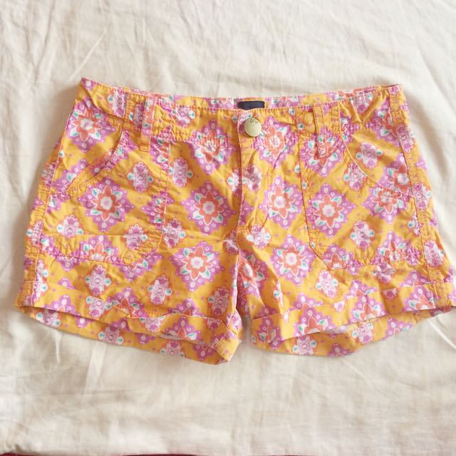 GAP Kids Printed Shorts