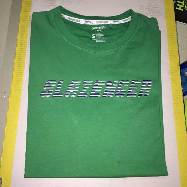 Green Slazenger Tshirt