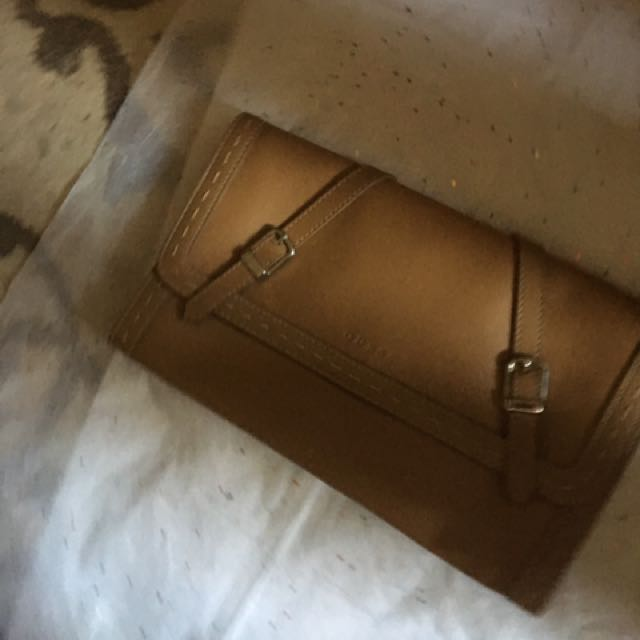 Guess Leather Clutch