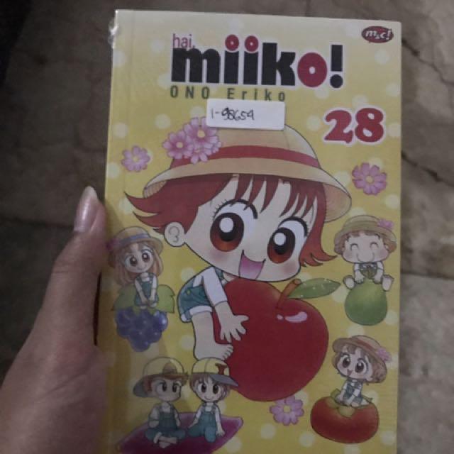 Hai, Miiko! ep. 28