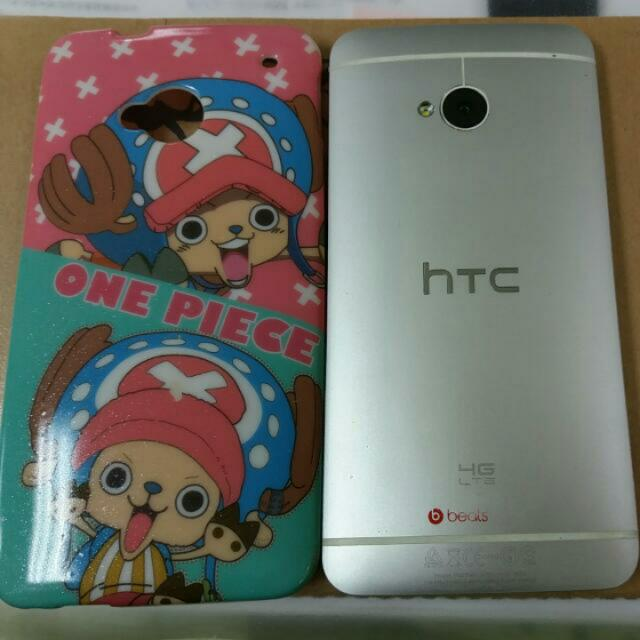 HTC New One M7 銀 4G LTE 手機