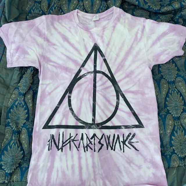 In Hearts Wake Tie Dye Shirt