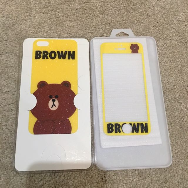 iPhone 5/5S/SE Glass Protector Front and Back