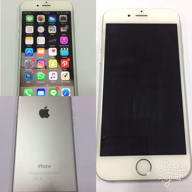 Iphone 6 64GB (Good Condition)