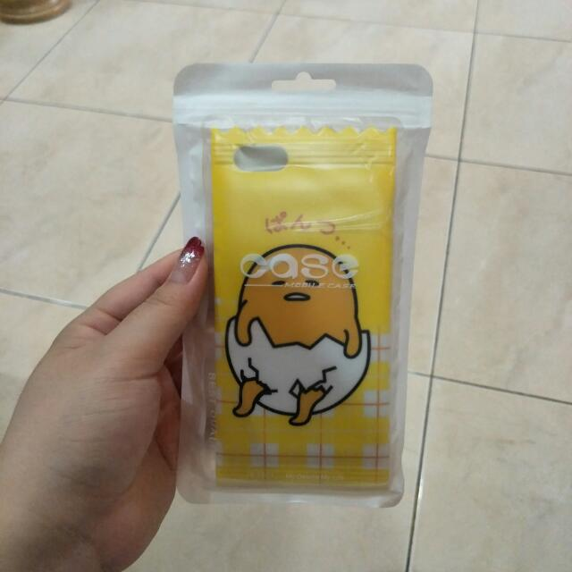 Iphone 6 gudetama casing
