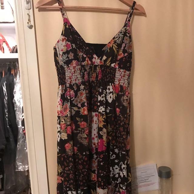 JEANWEST MAXI DRESS