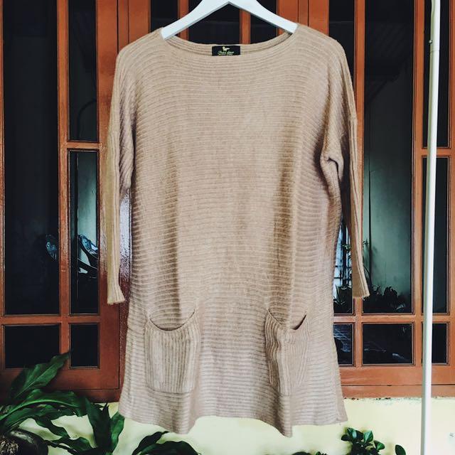 Korean Long Sweater