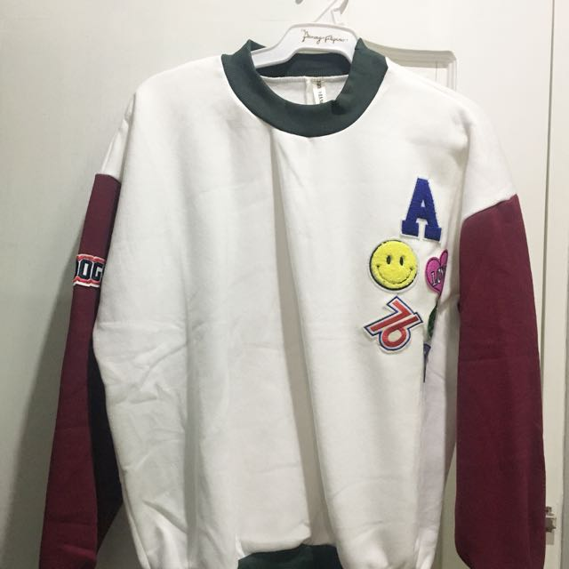 Korean Varsity Jacket