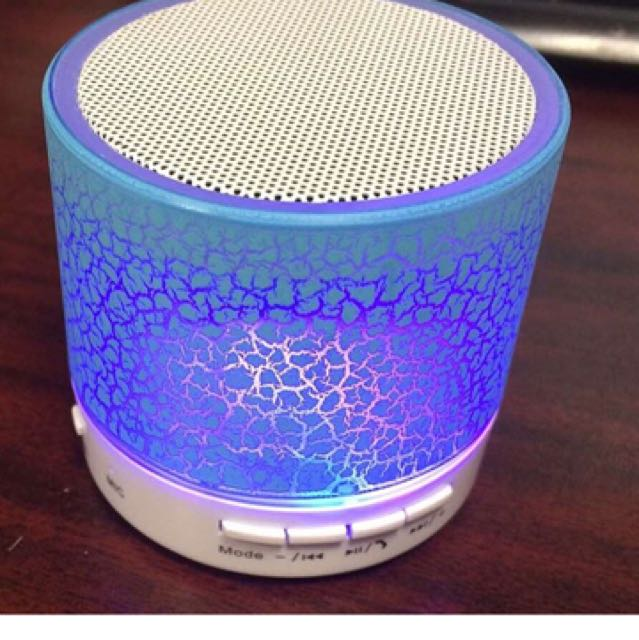 Led Rainbow Speaker