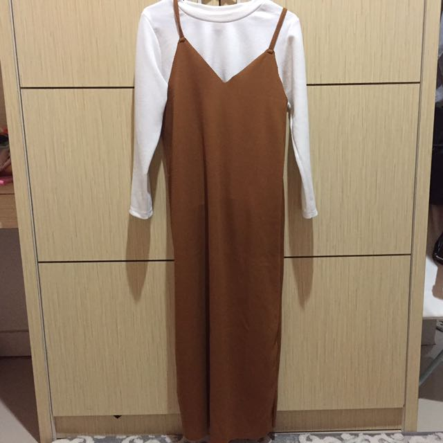Long Dress With Inner (no Nego)
