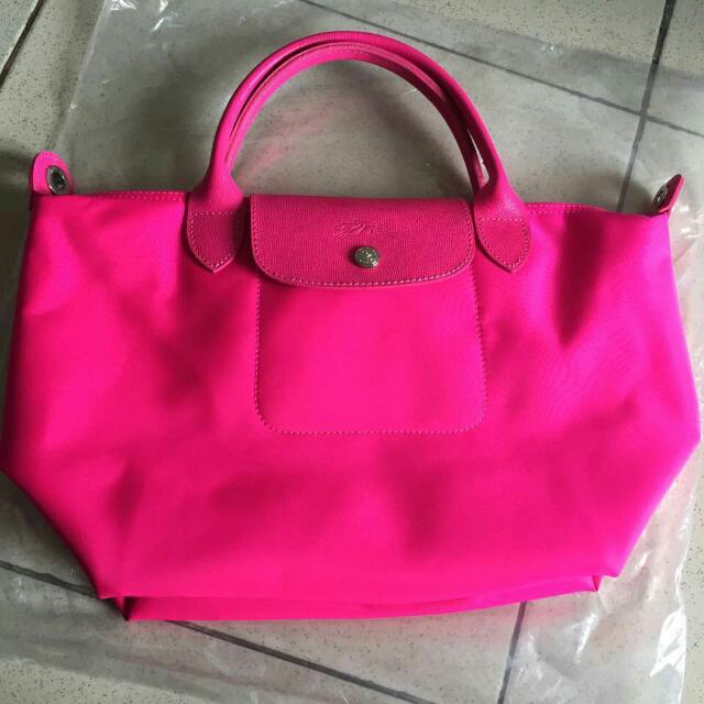 Longchamp New Colors Authentic