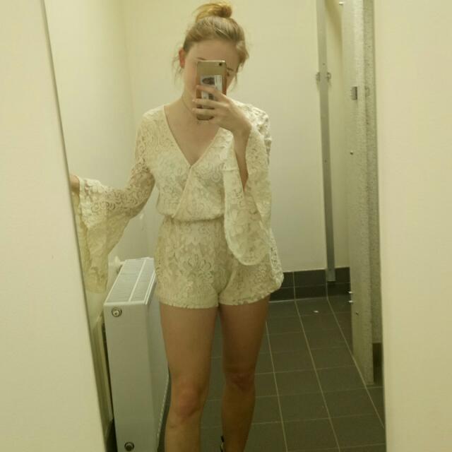 Lovely Lace Jumpsuit