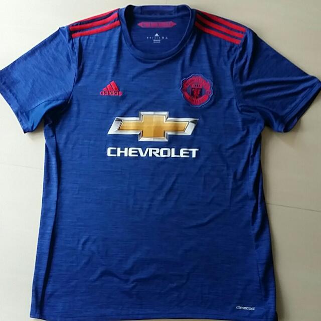 size 40 6afa4 10428 Manchester United AWAY Jersey 2016/2017