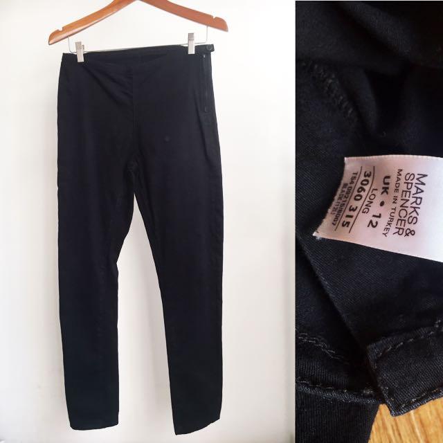 Marks & Spencer Long Pants
