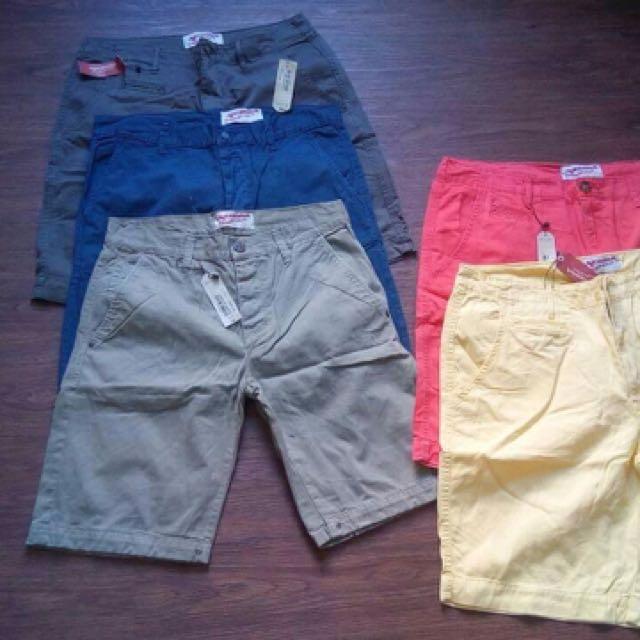 mens short and pants