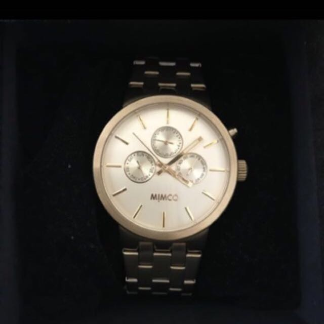 Mimco Time peace Watch