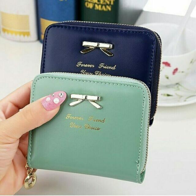 Mini Ribbon Wallet
