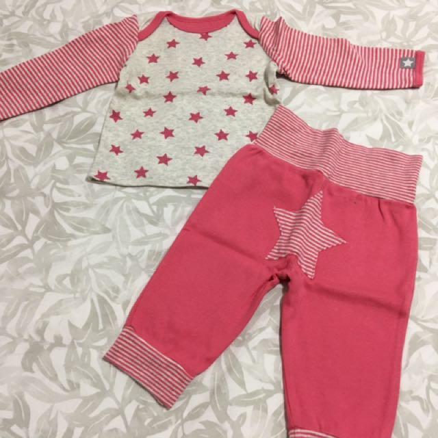 Mothercare Longsleeve Set
