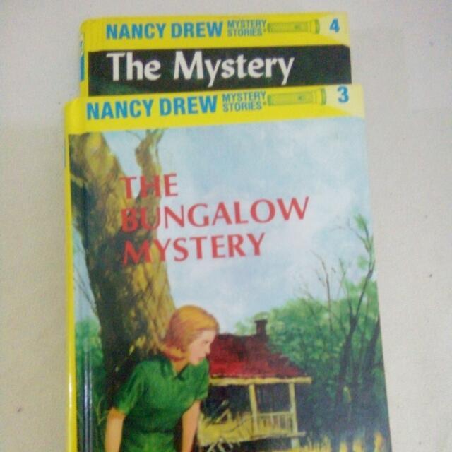 Nancy Drew #3-4