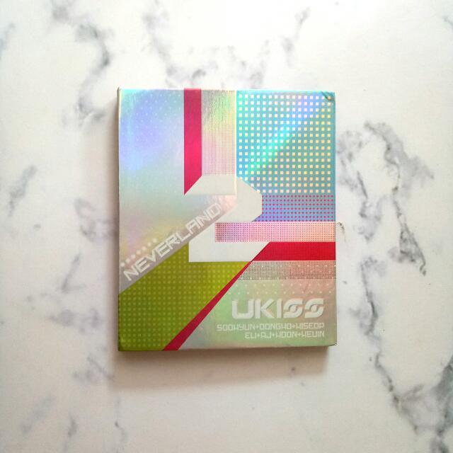 Neverland U-Kiss Album