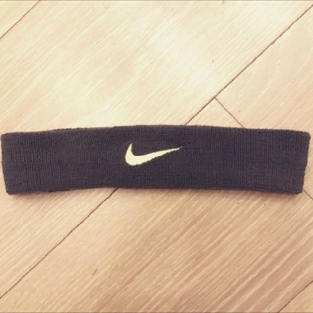 Nike 髮帶