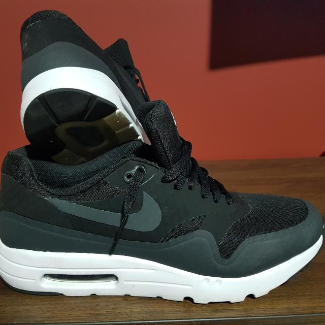 timeless design e9a6a c13d0 #IDoTrades Nike Air Max 1 Ultra Essential (BLACK)