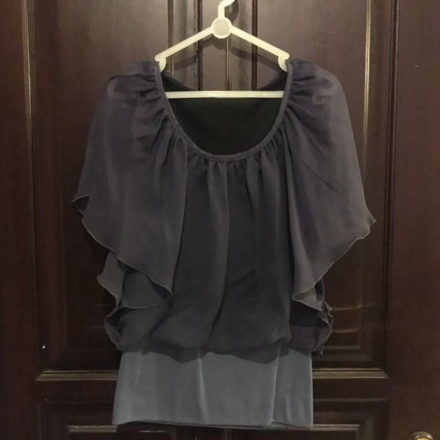 no brand purple shirt