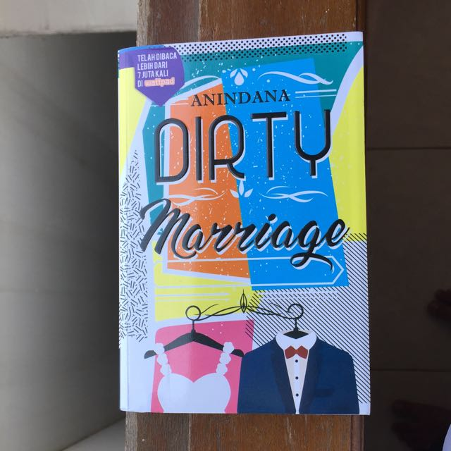 Novel Anindana Dirty Marriage