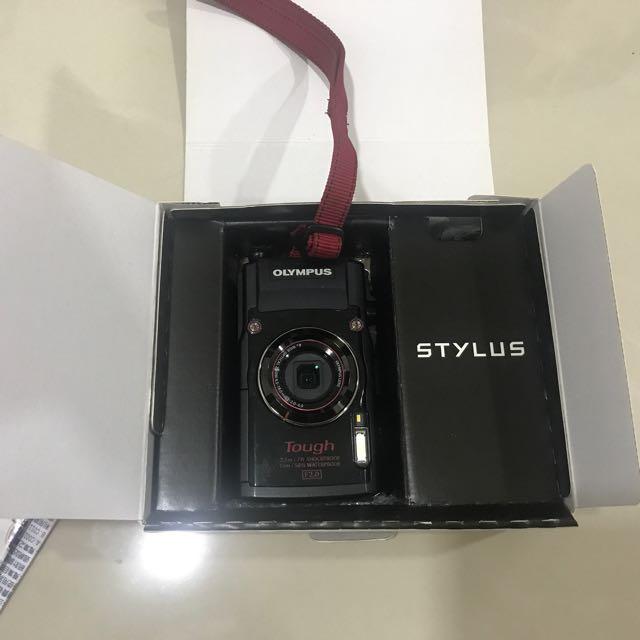 Olympus TG4 防水相機 可下10米 支援wifi 定位 潛水