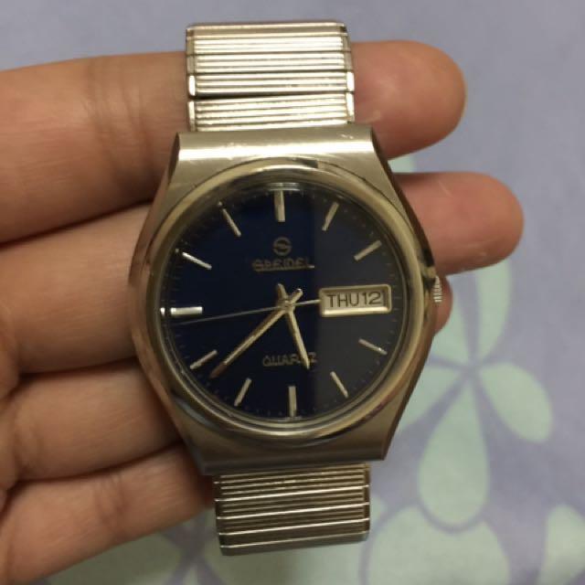 Original Speidel Watch