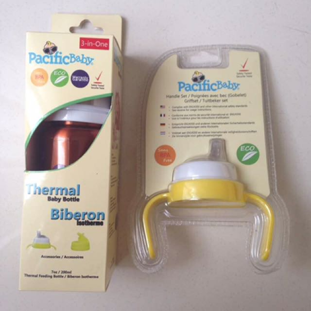Pacific baby Thermal Baby Bottle