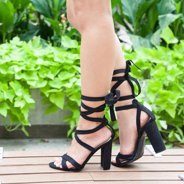 payless shoes brash strappy heels