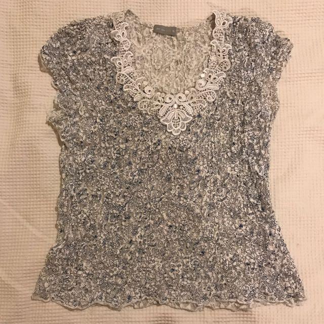 Per Una sleeveless top