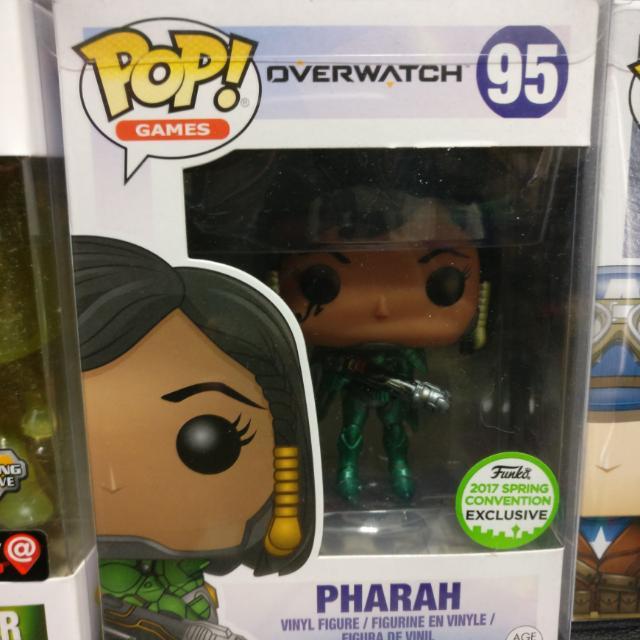 Pharah Eccc Exclusive Funko Pop