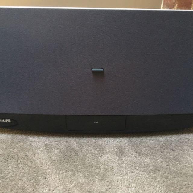 Philips Dual Dock Speakers