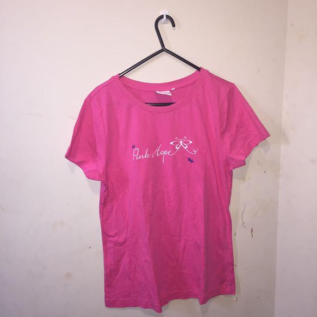 Pink Hope Shirt